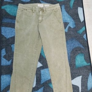 Anthropologie Relaxed Skinny Chinos
